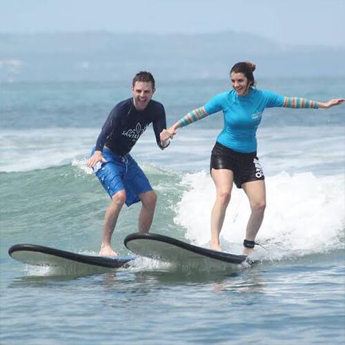 Surfing Class